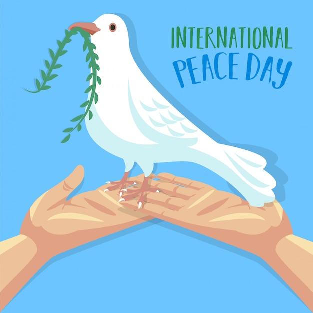 Journée internationale de la paix mondiale