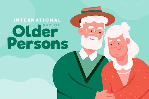 Journée internationale des personnes âgées