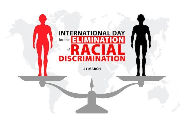 Journée internationale pour l'élimination de la discrimination raciale