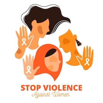 Journée internationale pour l'élimination de la violence à l'égard des femmes