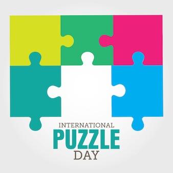 Journée internationale des puzzles
