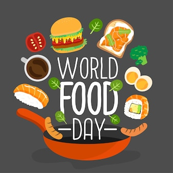 Journée mondiale de l'alimentation.