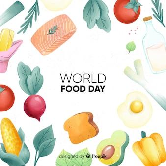 Journée mondiale de l'aquarelle
