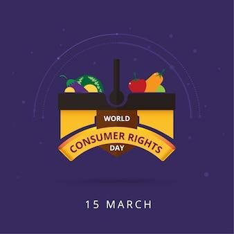Journée mondiale des droits du consommateur 15 mars