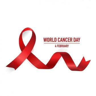 Journée mondiale du cancer de fond