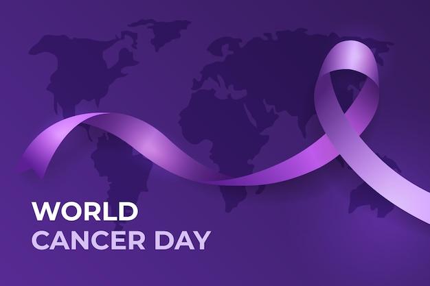 Journée mondiale du cancer réaliste