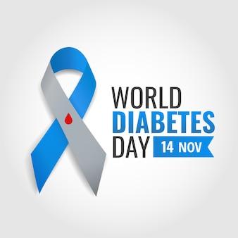 Journée mondiale du diabète.