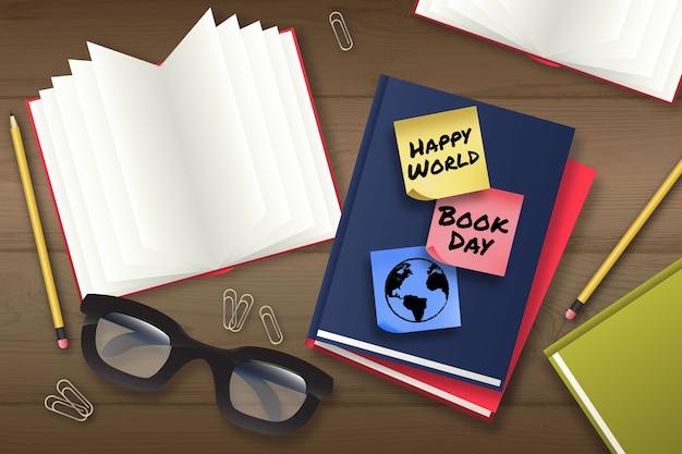 Journée mondiale du livre réaliste