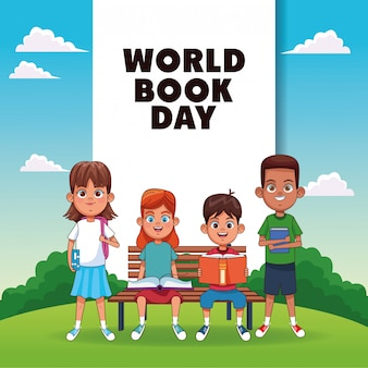 Journée mondiale du livre