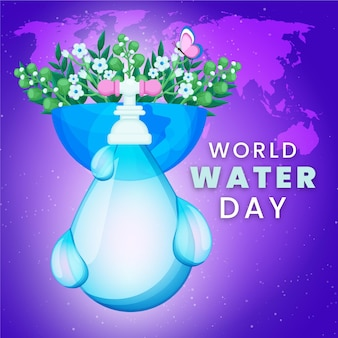 Journée mondiale de l'eau