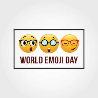 Journée mondiale des emoji