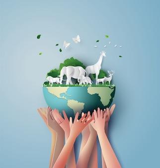 Journée mondiale de la faune
