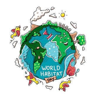 Journée mondiale de l'habitat
