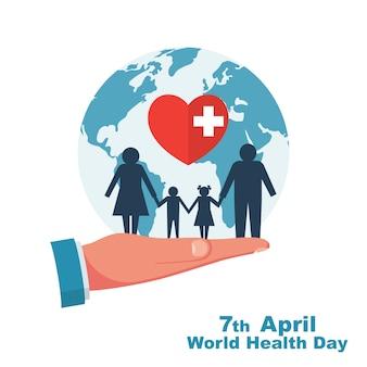 Journée mondiale de la santé 7 avril