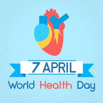 Journée mondiale de la santé cardiaque 7 avril