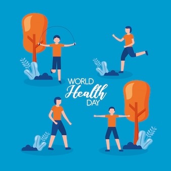 Journée mondiale de la santé des personnes
