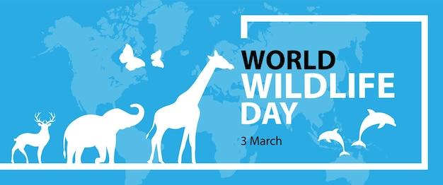 Journée mondiale de la vie sauvage