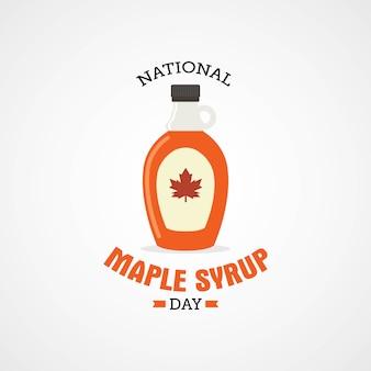 Journée nationale du sirop d'érable
