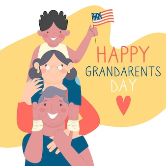 Journée nationale des grands-parents
