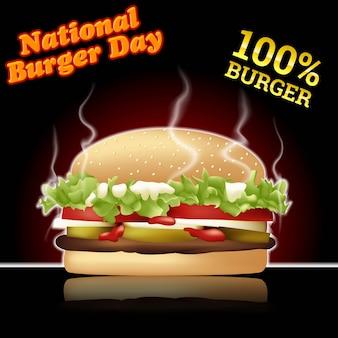 Journée nationale des hamburgers