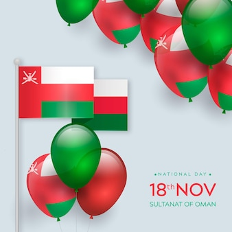Journée nationale réaliste d'oman