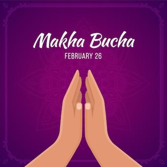 Journée plat makha bucha