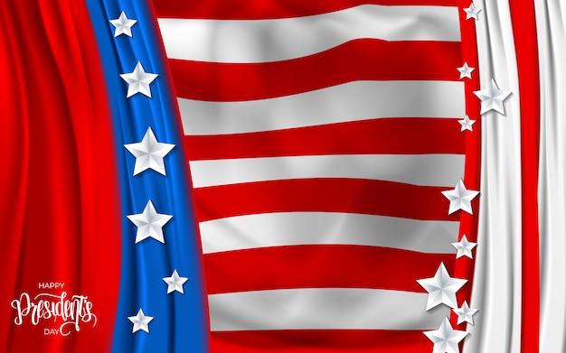 Journée des présidents aux états-unis contexte.