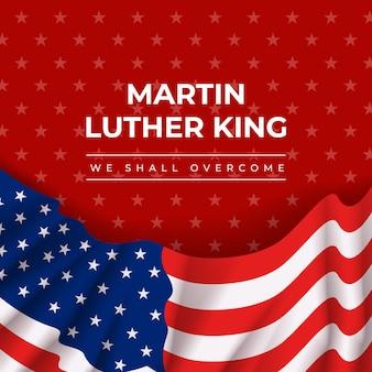 Journée réaliste de martin luther king