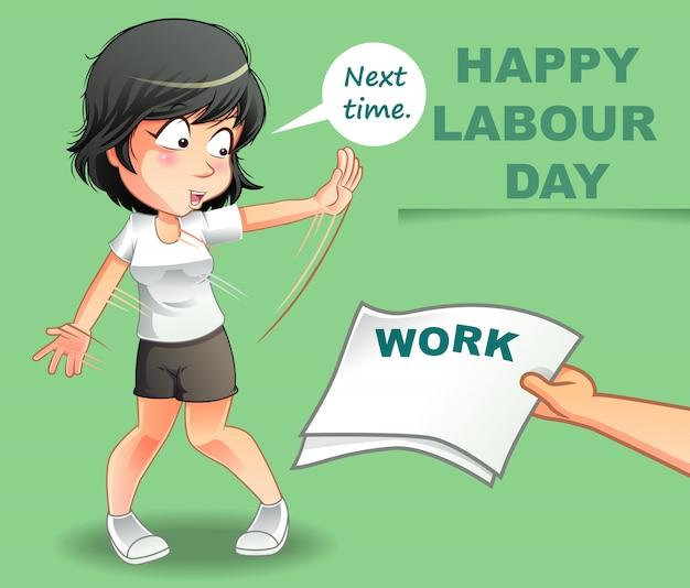 Joyeuse fête du travail