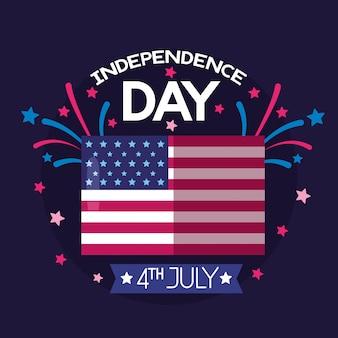 Joyeuse fête de l'indépendance américaine