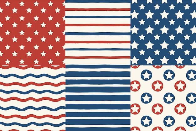 Joyeuse fête de l'indépendance le mois de juillet