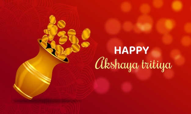 Joyeux akshaya tritiya