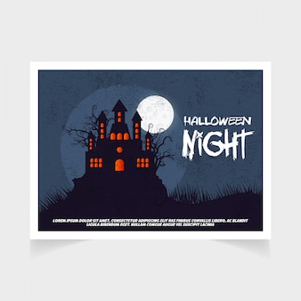 Joyeux halloween design