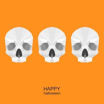 Joyeux halloween holiday card modèle t-shirt imprimé ou invitation à une fête