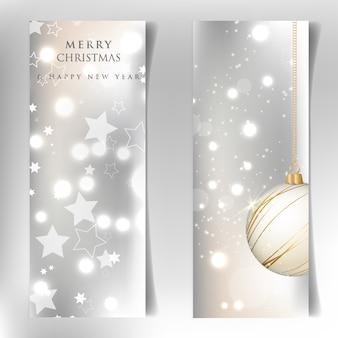 Joyeux noël et bonne année carte