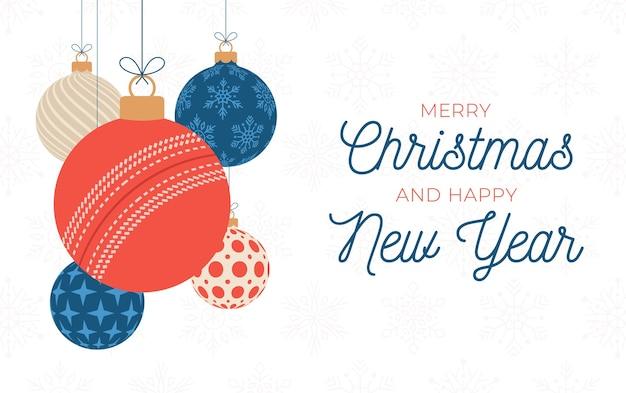 Joyeux noël et bonne année illustration