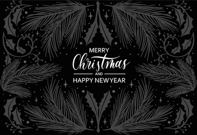 Joyeux noel et bonne année