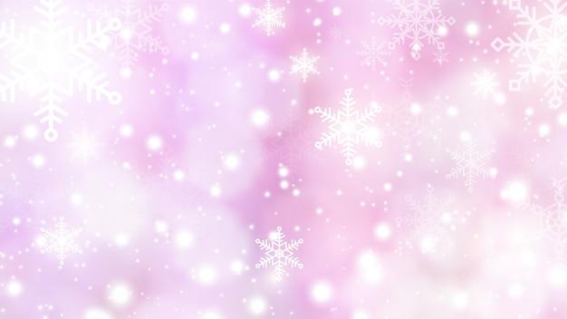 Joyeux noël festival fond vacances. saison des décorations de noël