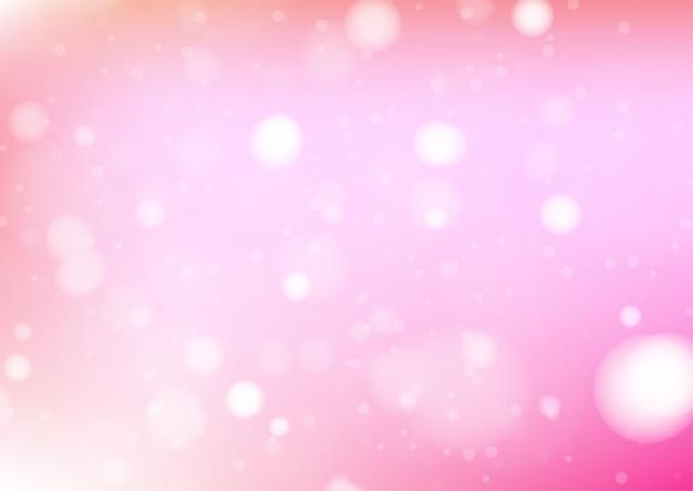 Joyeux noël fond rose