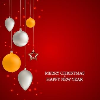 Joyeux noël et nouvel an.