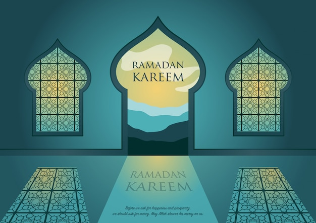 Joyeux ramadan kareem