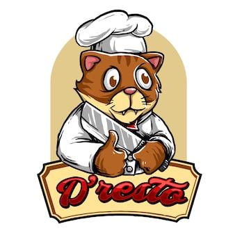 Kitty chef