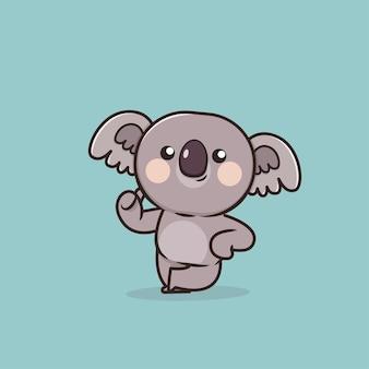 Koala animal mignon
