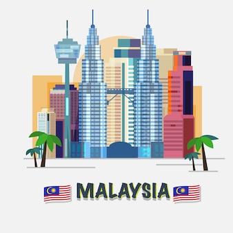 Kuala lumpur, malaisie.