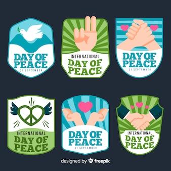 Label de la paix journée collectio