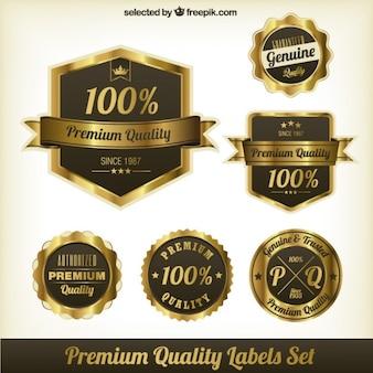 Labels de qualité