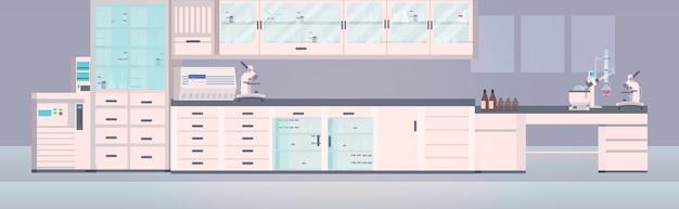 Laboratoire moderne vide