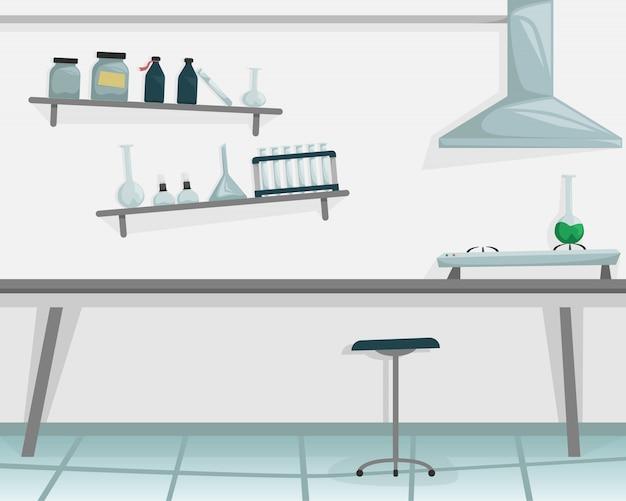 Laboratoire scientifique. équipement médical. scientifique menant une expérience.