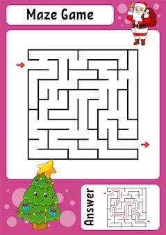 Labyrinthe. jeu pour les enfants. drôle de labyrinthe. fiche de développement de l'éducation.
