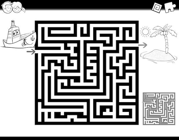 Labyrinthe ou labyrinthe